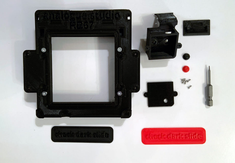 New Product – Direct to Mamiya RB67 Impossible Lab Conversion kits!